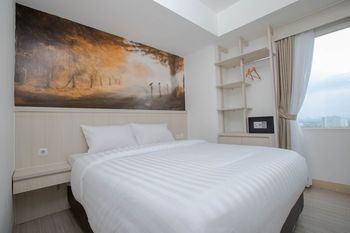 Urban Express HomTel - Serpong Tangerang Selatan - 2Bedroom Family Room Only Regular Plan