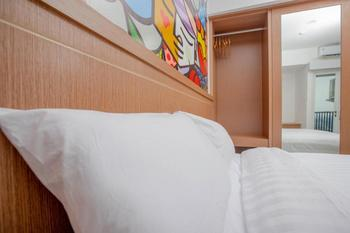 Urban Express HomTel - Serpong Tangerang Selatan - Standard Single Room Only Long Stay Promo