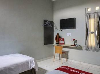 NIDA Rooms Tata Bumi Godean - Double Room Single Occupancy Special Promo