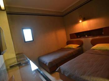 Naraya House Bandung - Twin Room Regular Plan