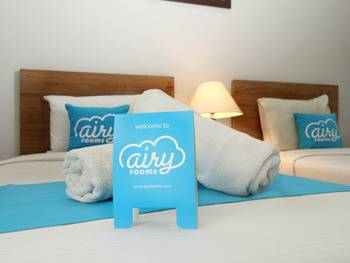 Airy Karang Setra Sindang Sirna Dua 363 Bandung - Standard Twin Room Only Regular Plan
