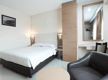 Tinggal Standard Pekanbaru Mohammad Ali Pekanbaru - Standard Room Romantic Stay - 50%