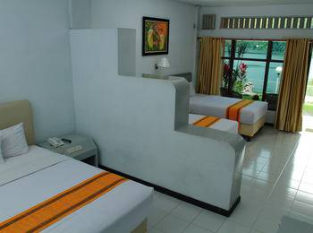 Inna Parapat Danau Toba - Family Room Only Last Minutes Deal