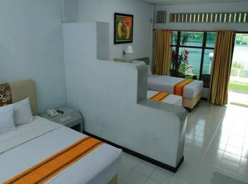 KHAS Parapat (formerly Inna Parapat Hotel & Resort) Danau Toba - Family Room Type B 3 NIGHTS STAY