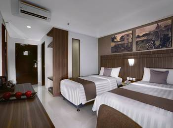 Neo+ Awana Yogyakarta - Standard Room Only Regular Plan