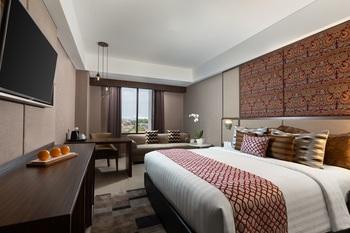 The Alana Hotel & Conference Center Malioboro Yogyakarta Yogyakarta - Kamar Deluxe Premier Regular Plan