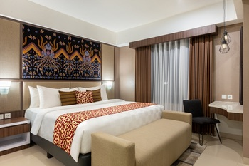 The Alana Hotel & Conference Center Malioboro Yogyakarta Yogyakarta - Kamar Executive Suite  Regular Plan