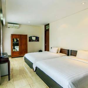 Lotus Art Garden Hotel Bandung - Family Suite Room Only Regular Plan