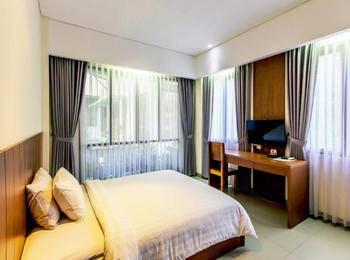 Lotus Art Garden Hotel Bandung - Grand Deluxe Single Bed Room Only Regular Plan