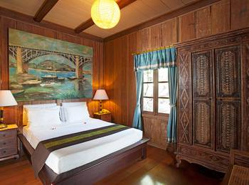 ALINDRA Villa Bali - Ethnic Two Bedroom Villa promo march deals 30% OFF