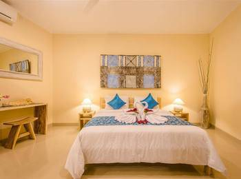 Villa Tepi Sungai Bali - 5 kamar tidur Villa dengan Kolam Renang Pribadi Regular Plan