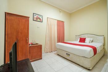 RedDoorz @ Jalan lintas Sumatera Lahat Lahat - RedDoorz Room Basic Deal