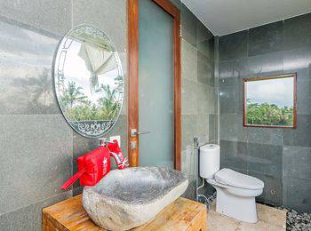 ZenRooms Kedisan Tegal Alang Ubud Villa Bali - Double Room Regular Plan