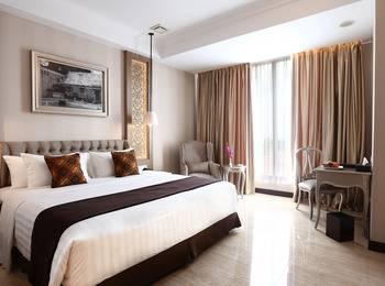 Grand Keisha Yogyakarta by Horison Yogyakarta - Deluxe Queen Room Hot Deal