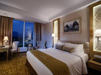 Grand Keisha Yogyakarta - Deluxe Queen Room Only Hot Deal 10%