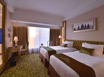 Grand Keisha Yogyakarta by Horison Yogyakarta - Deluxe Twin Room Hot Deal