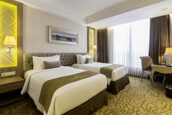 Grand Keisha Yogyakarta Yogyakarta - Deluxe Twin Room Only last minutes deal