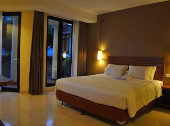 The Batu Villas Malang - Deluxe Room Regular Plan