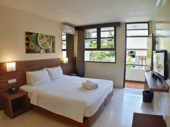 The Batu Villas Malang - Junior Room shared bathroom Regular Plan