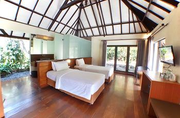The Batu Villas Malang - Twinbed Cottage Basic Free Cancellation Weekday