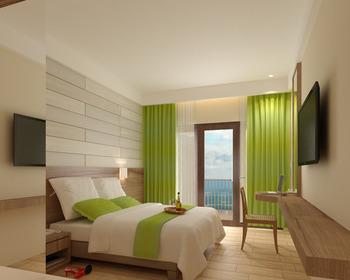 The Batu Hotel & Villas Malang - Superior King Pool Access Best Deal
