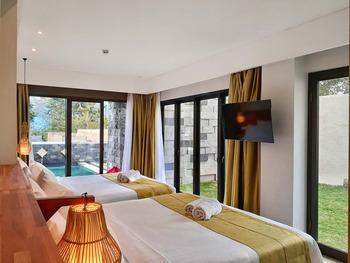 The Batu Hotel & Villas Malang - Family Suite Pool Access Best Deal