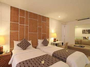 Astana Kunti Seminyak - Two Bedroom Suite  Regular Plan