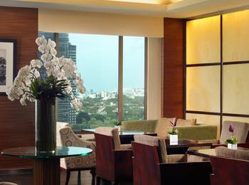 Ayana Midplaza Jakarta - Executive Room - With Breakfast Regular Plan