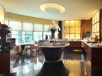 Ayana Midplaza Jakarta - Studio Executive Suite - With Breakfast Regular Plan