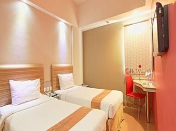 Hom Hotel Tambun - Superior Room Only Regular Plan