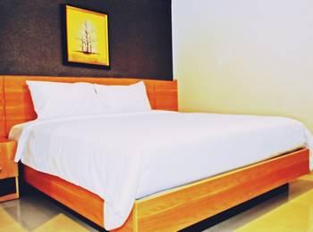 Safin Residence Jakarta - Deluxe King Room Regular Plan