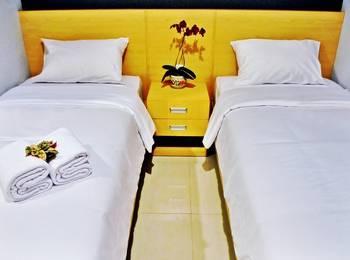 Safin Residence Jakarta - Deluxe Twin Room Regular Plan