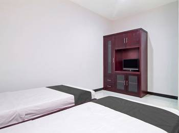 Safin Residence Cipete - Twin Room Regular Plan