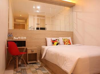 Bold Hotel Jakarta Jakarta - Deluxe Standard No Window hot deal