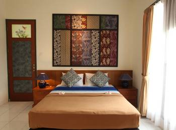 Sanur Seaview Hotel Bali - Junior Suite Room Basic Deal