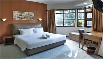 Villa Klub Bunga 4 Bedrooms near Jatim Park Malang - 4 Bedrooms Villa Regular Plan