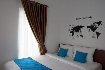 Cemerlang Inn Palembang - Superior Double Room - 4th Floor MIN. STAY