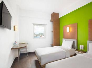 Amaris Hotel Gorontalo - Smart Room Twin Regular Plan