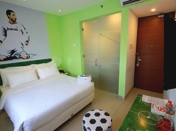 Uniq Hotel Jogja - Standard Double Room Only Early Deal