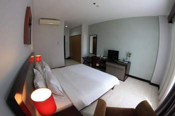 Grand Mutiara Hotel Bontang - Deluxe king - Kalimantan Deals Regular Plan