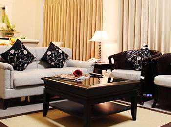 Java Paragon Surabaya - Apartement Suite 3 Bedrooms Regular Plan
