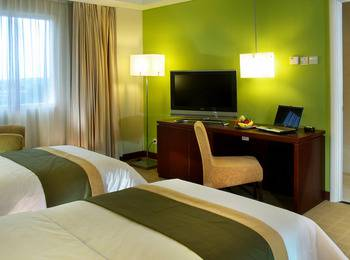Java Paragon Surabaya - Deluxe Room Only Regular Plan