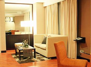 Java Paragon Surabaya - Executive Suite Regular Plan