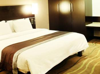 Java Paragon Surabaya - Executive Suite 24Hours Stay Regular Plan