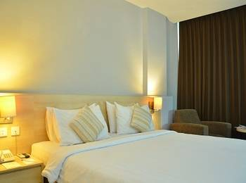 Grand Cakra Hotel Malang - Deluxe King Room Only  Regular Plan