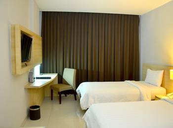 Grand Cakra Hotel Malang - Cakra Club Twin Regular Plan