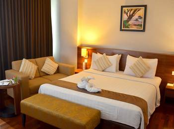 Grand Cakra Hotel Malang - Junior Suite Regular Plan
