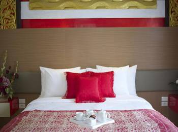 Kampung Wisata Tiga Dara Hotel & Resort Pekanbaru - Superior Room With Breakfast Regular Plan