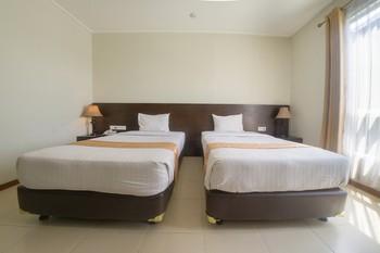 Hotel Bonero Residence Bojonegoro - Deluxe Room Twin With Breakfast Regular Plan