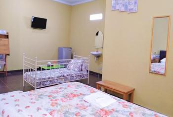The Swarna Lebak - Suite Room Regular Plan
